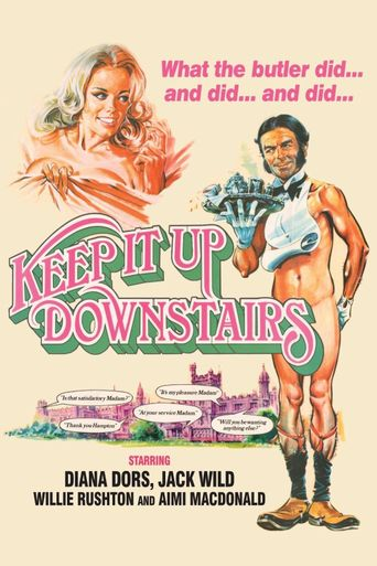 Keep It Up Downstairs Poster