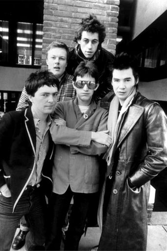 Citizens Of Boomtown: The Story of the Boomtown Rats Poster