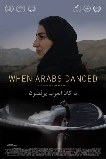 When Arabs Danced Poster