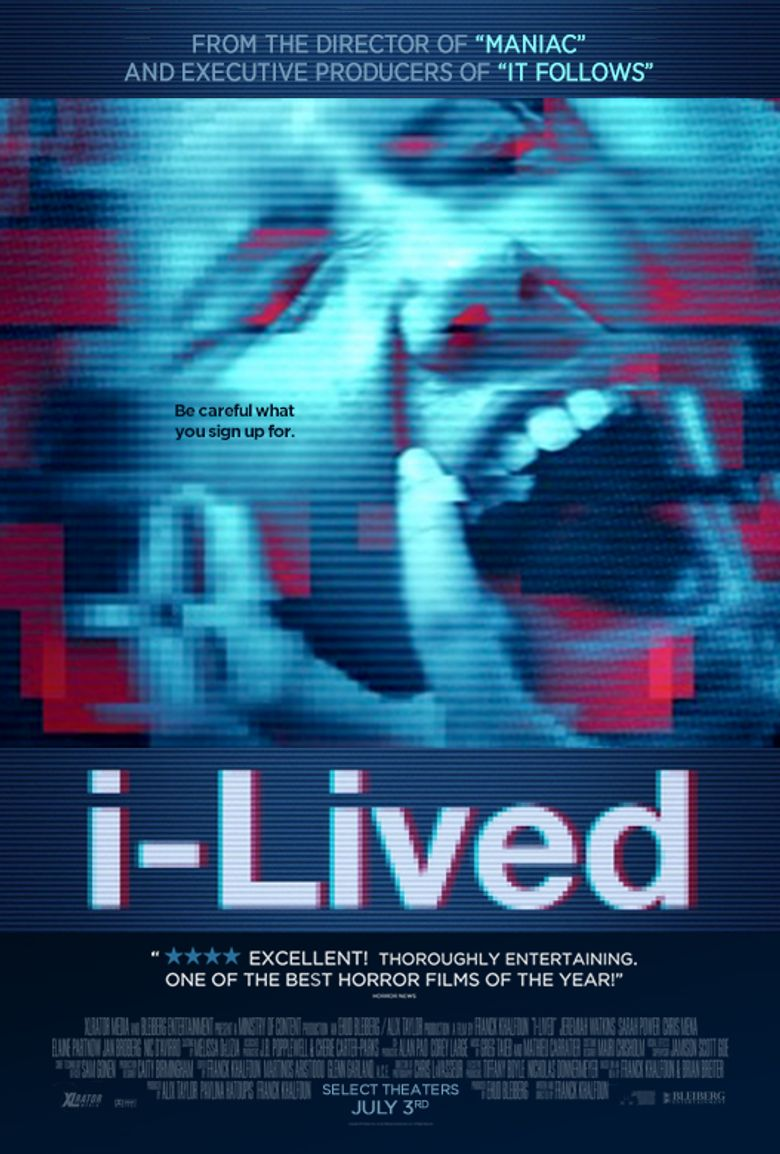 I-Lived Poster