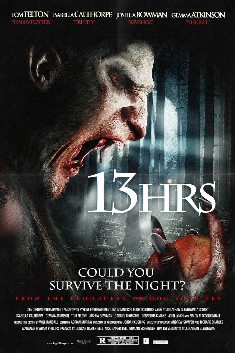 13Hrs Poster