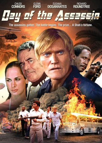 Day Of The Assassin Poster