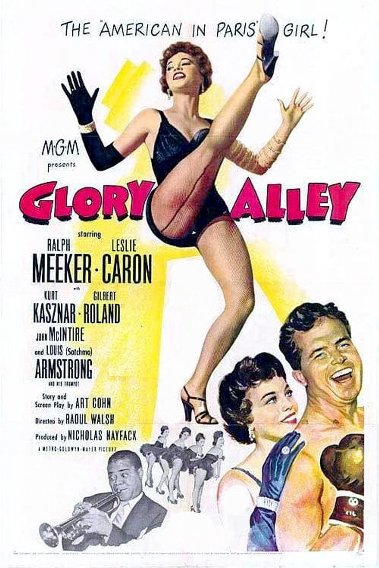 Glory Alley Poster