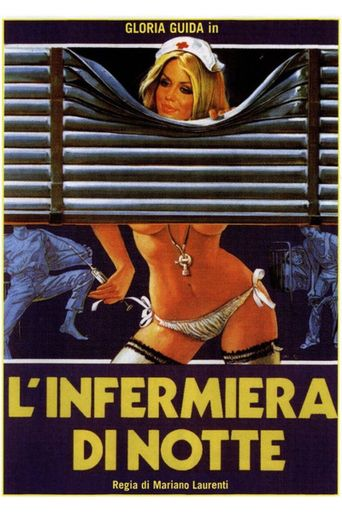 Night Nurse Poster