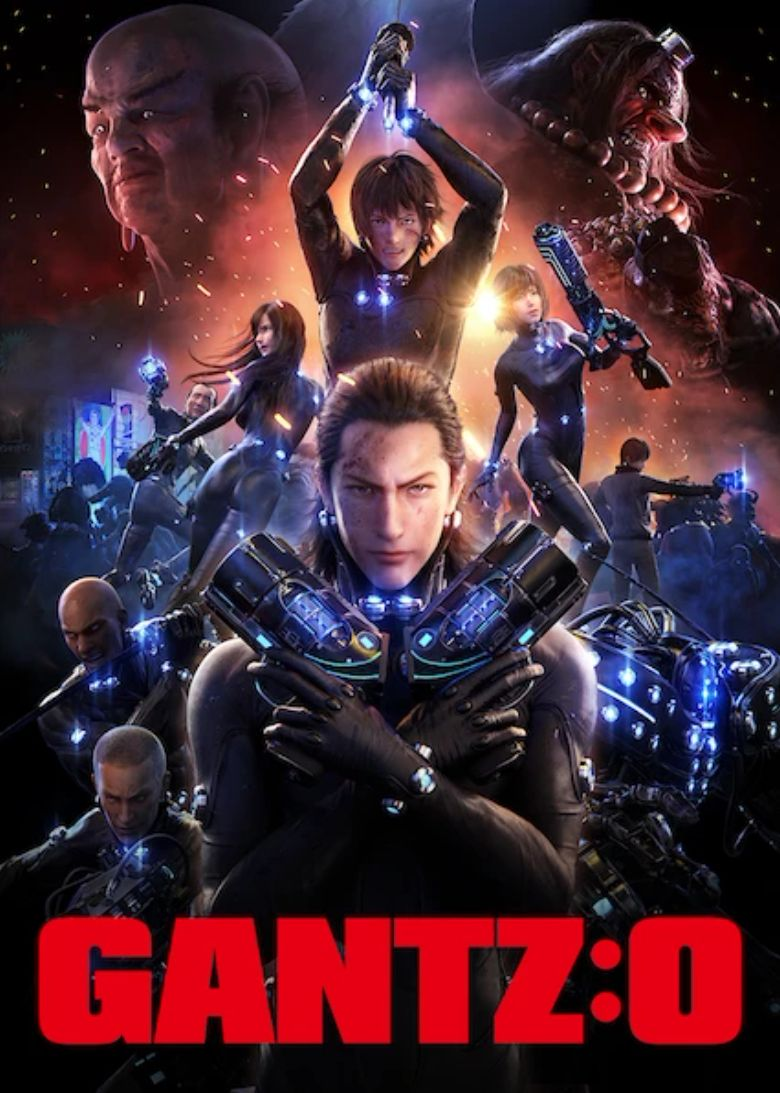 Watch Gantz:O