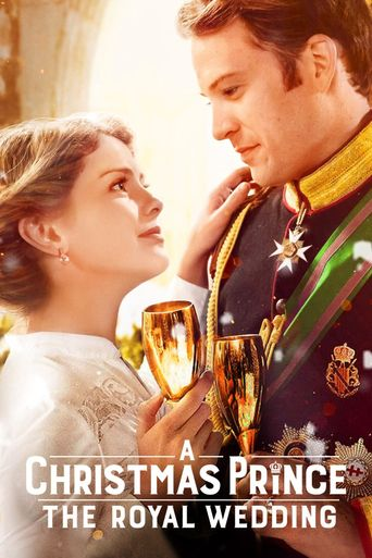 A Christmas Prince: The Royal Wedding Poster