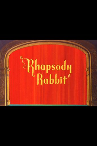 Rhapsody Rabbit Poster