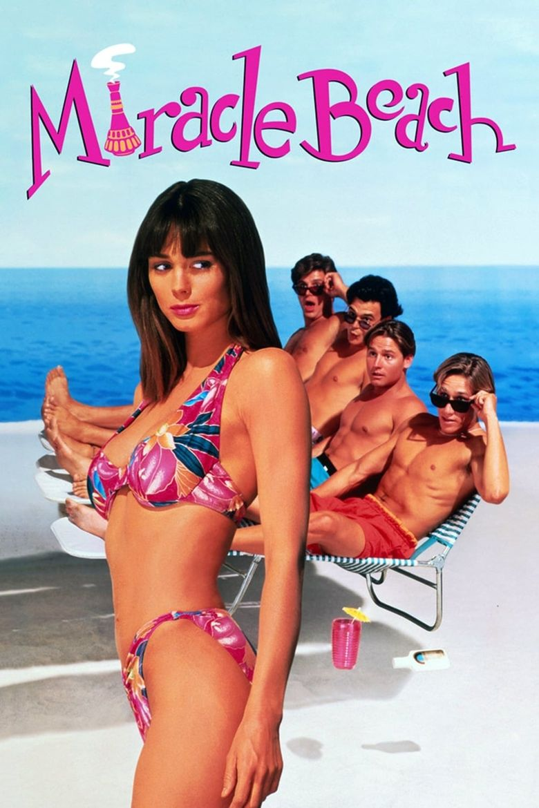 Miracle Beach Poster