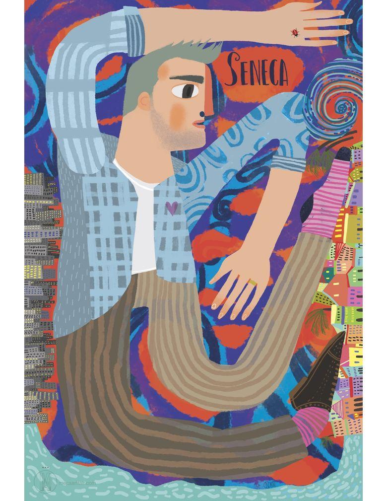 Seneca Poster