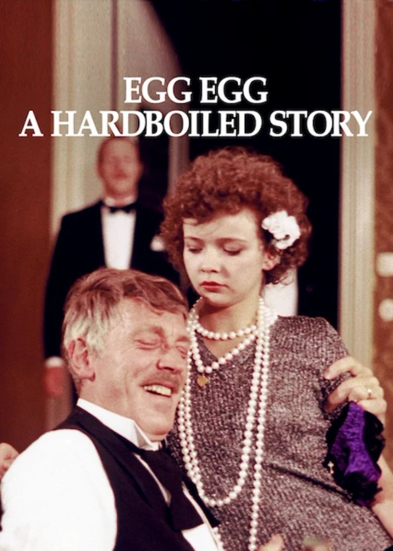 The Softening of the Egg Poster