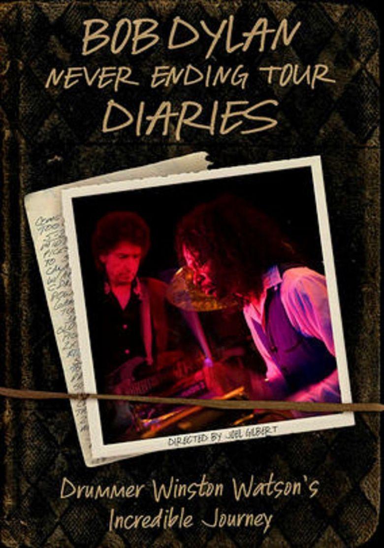 Watch Bob Dylan Never Ending Tour Diaries: Drummer Winston Watson's Incredible Journey