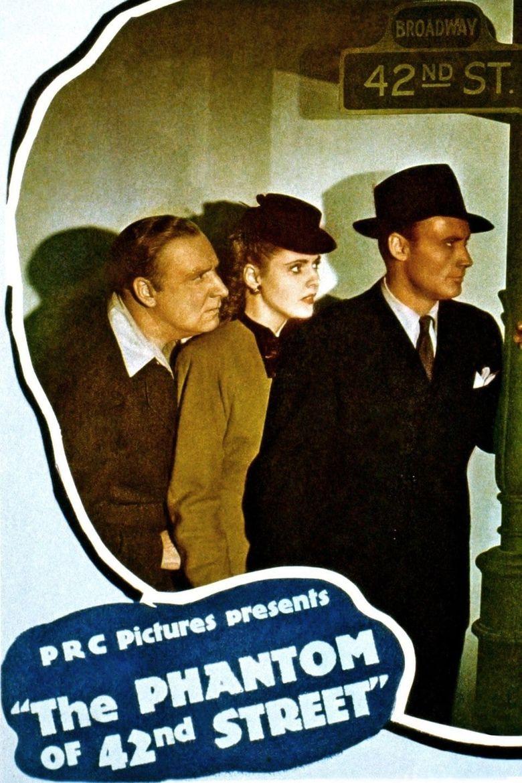 The Phantom of 42nd Street Poster