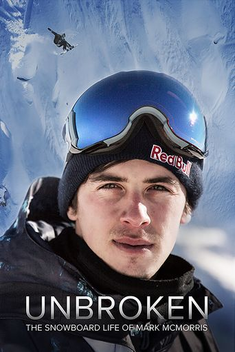 Unbroken: The Snowboard Life of Mark McMorris Poster