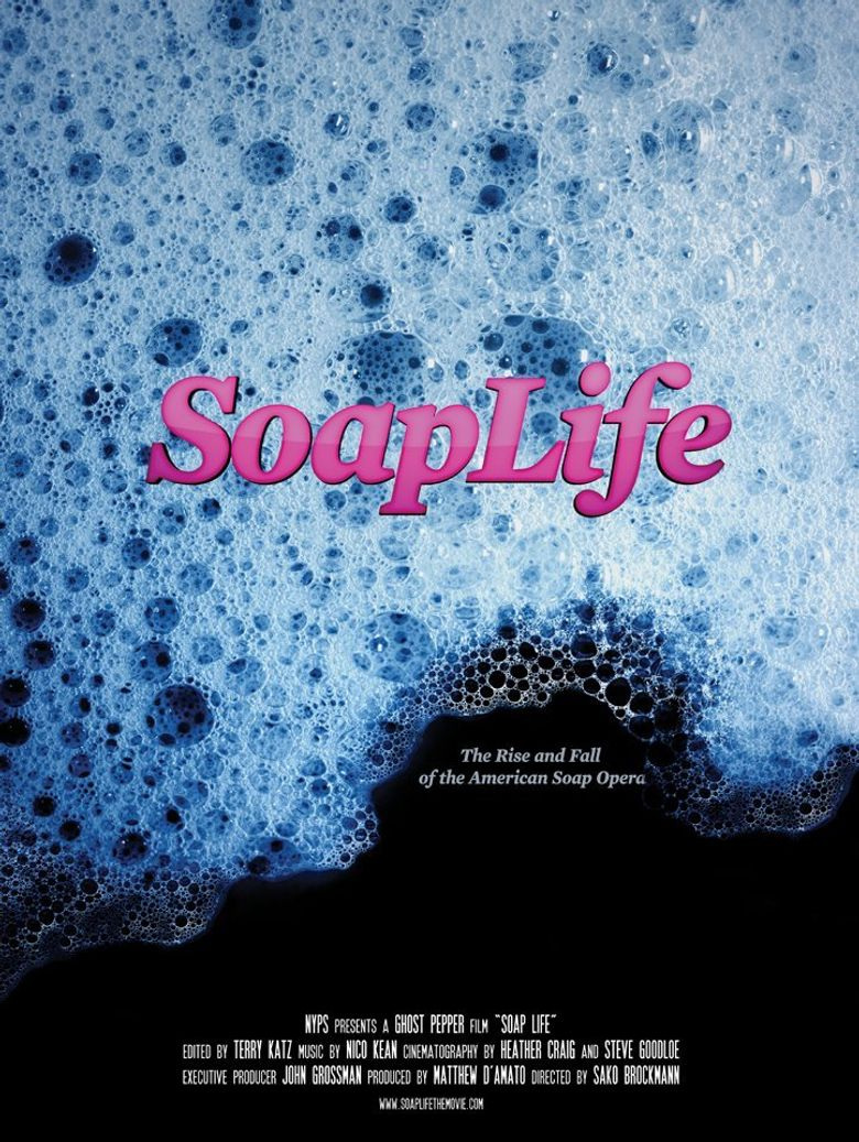 Soap Life Poster