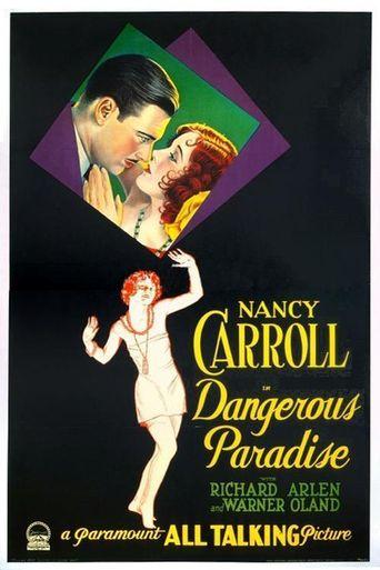 Dangerous Paradise Poster