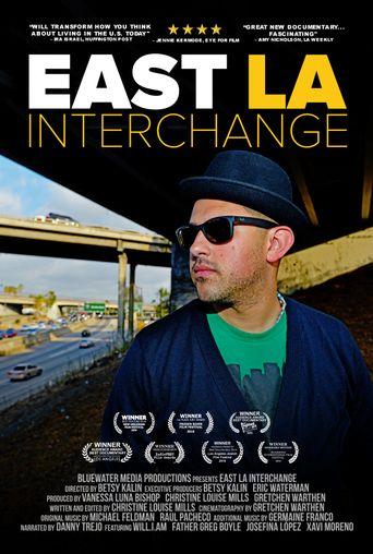East LA Interchange Poster