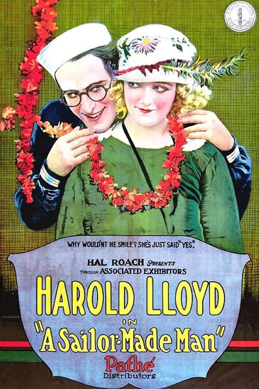 A Sailor-Made Man Poster