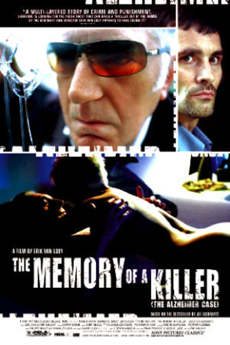 The Memory of a Killer Poster