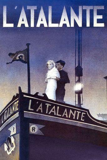 L'Atalante Poster