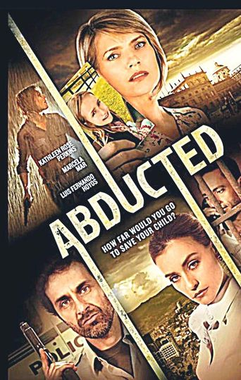 Abducted: The Jocelyn Shaker Story Poster