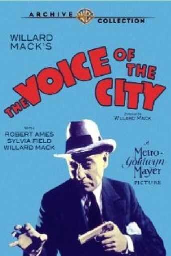 The Voice of the City Poster