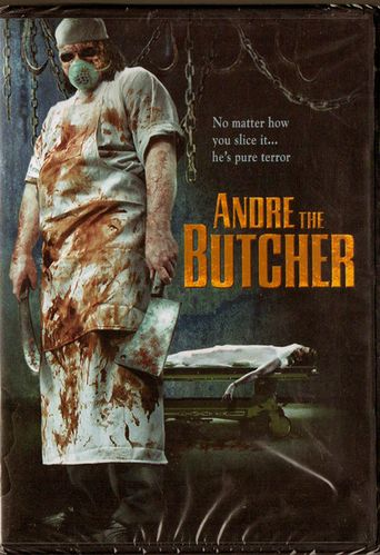 Andre the Butcher Poster