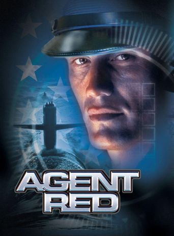 Agent Red Poster