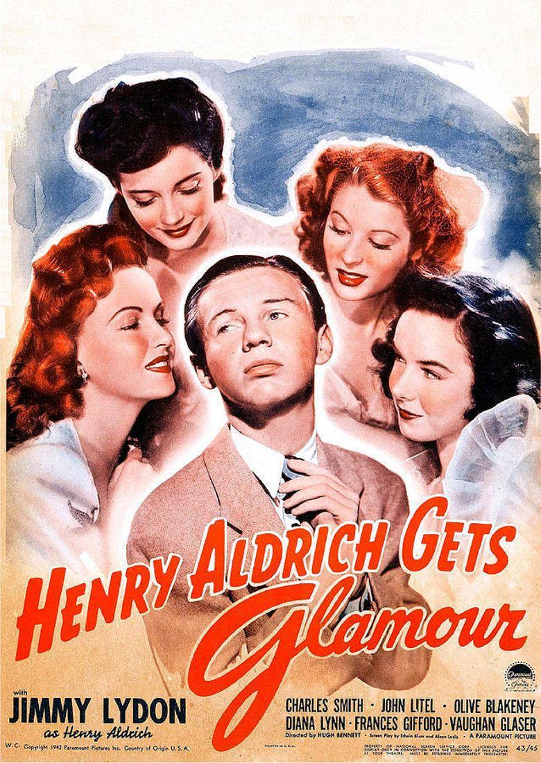 Henry Aldrich Gets Glamour Poster