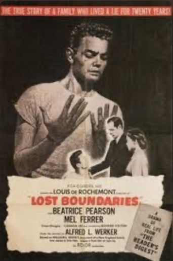 Lost Boundaries Poster