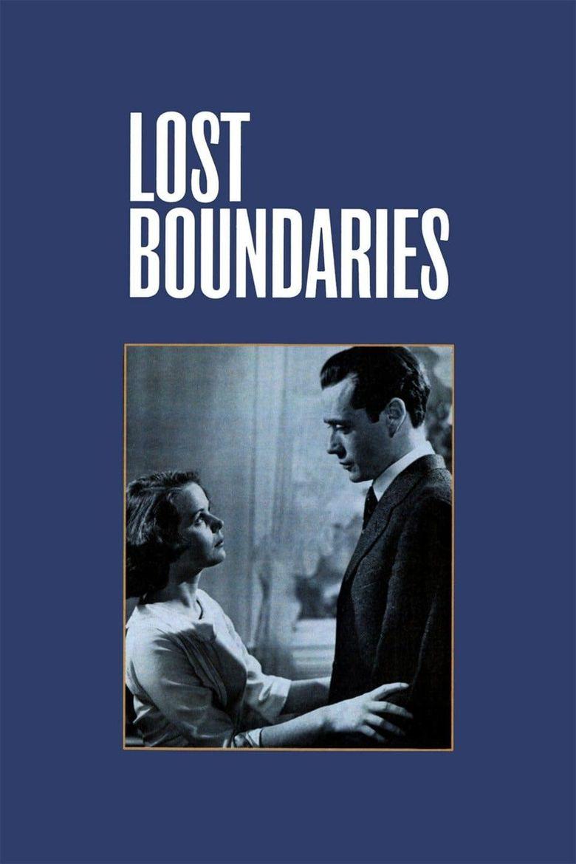 Lost Boundaries Poster