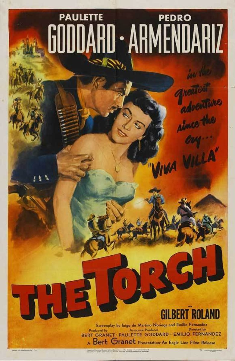 The Torch Poster