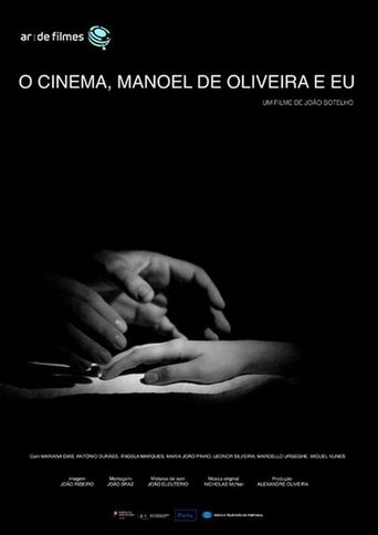 O Cinema, Manoel de Oliveira e Eu Poster