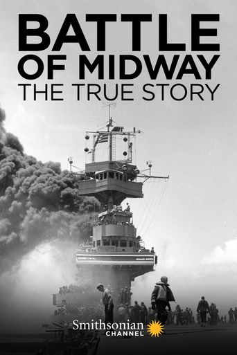 Battle of Midway: The True Story Poster