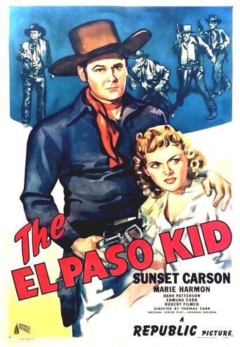 The El Paso Kid Poster