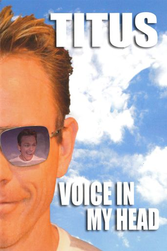 Christopher Titus: Voice in my Head Poster