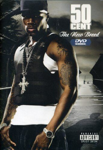 50 Cent - The New Breed Poster