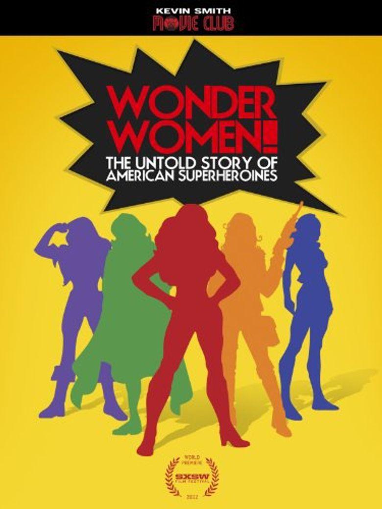 Wonder Women!: The Untold Story of American Superheroines Poster