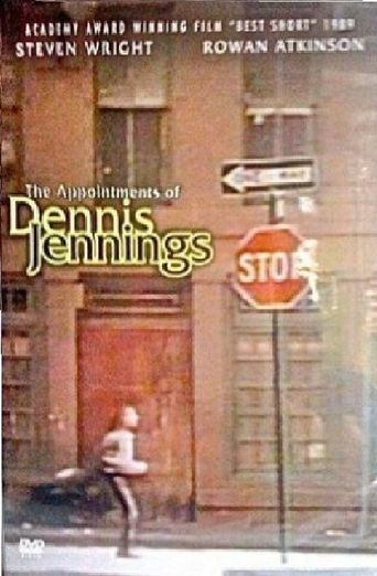 The Appointments Of Dennis Jennings Poster