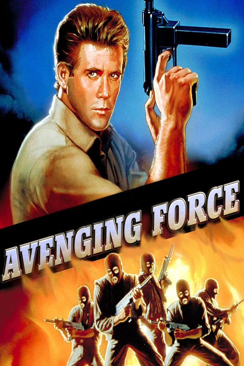 Avenging Force Poster