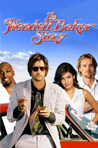 The Wendell Baker Story Poster
