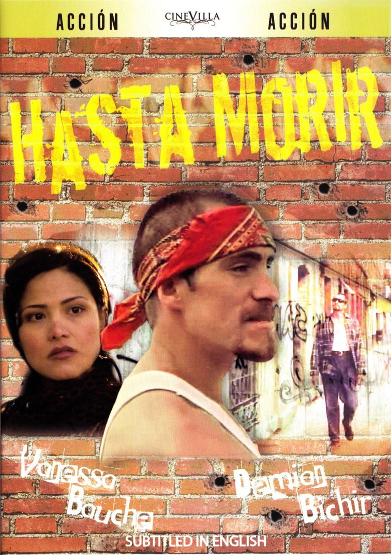 Hasta Morir Poster