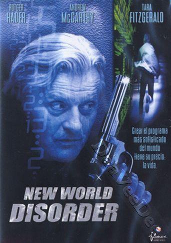 New World Disorder Poster