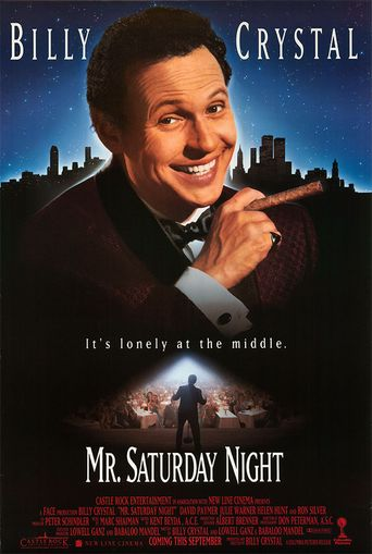 Mr. Saturday Night Poster