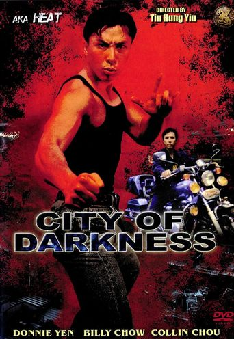 City of Darkness Poster
