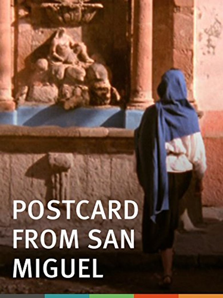 Postcard from San Miguel Poster