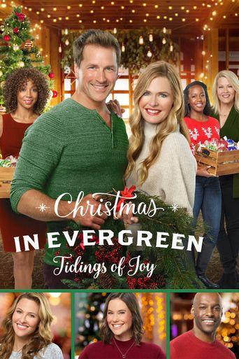 Christmas In Evergreen: Tidings of Joy Poster