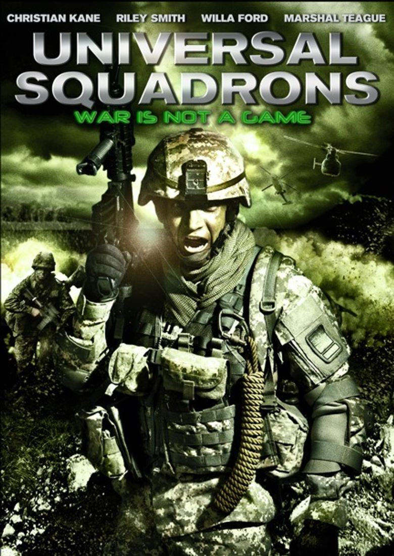 Universal Squadrons Poster
