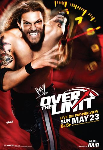 WWE Over the Limit 2010 Poster