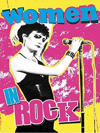 Women in Rock Poster