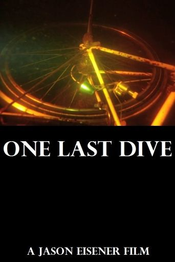One Last Dive Poster